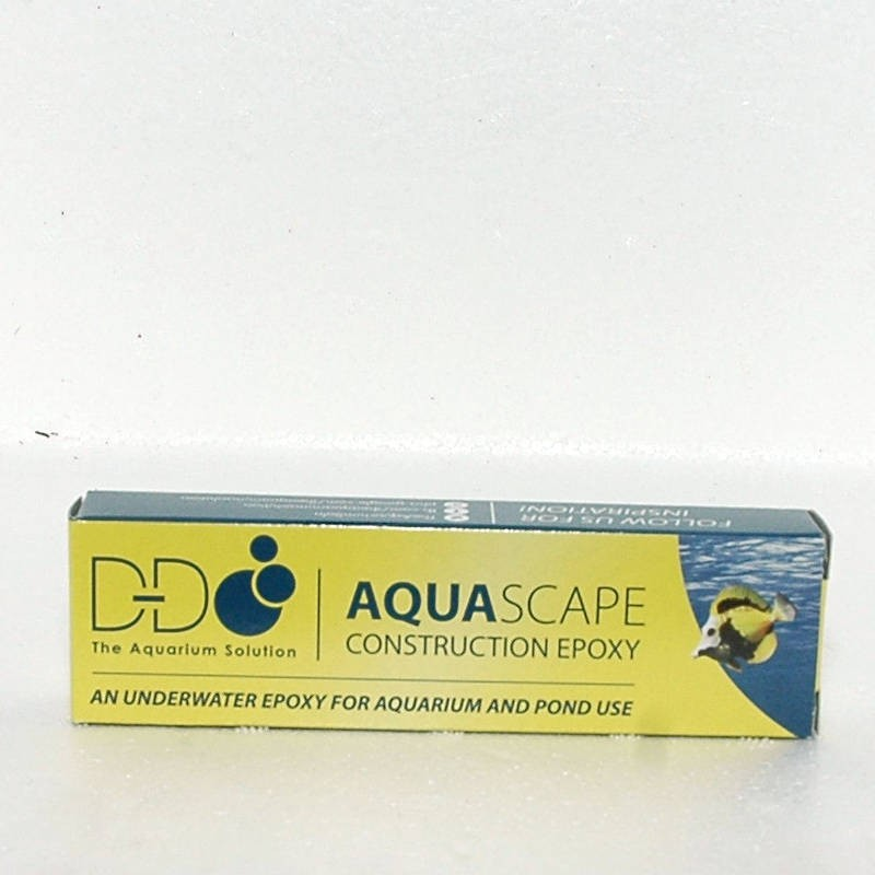 Klej Aquascape D D Construction Epoxy   Szary